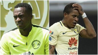 Jugadores del América señalados por deber manutención en Ecuador