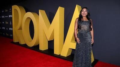 Yalitza Aparicio: la extrabajadora doméstica y maestra desempleada que cautiva a Hollywood