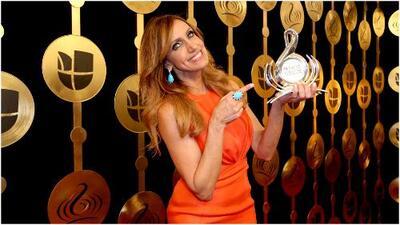 No solo son vestidos, es historia: así ha lucido Lili Estefan en muchos años de Premio Lo Nuestro