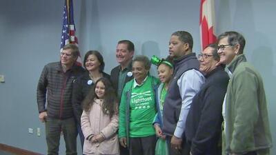 """Jesús """"Chuy"""" García anuncia su respaldo a Lori Lightfoot para alcaldesa de Chicago"""