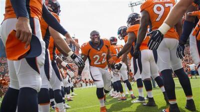 Los Denver Broncos dudan de la participación del RB C.J. Anderson en Kansas City