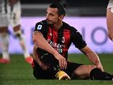 Lesión de rodilla de Zlatan Ibrahimovic no lo pondría en riesgo para Euro 2020