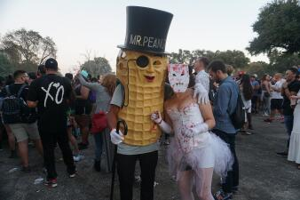 The Costumes for Mala Luna Fest Day 2