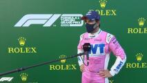 Arrebatan la Pole a Sergio Pérez rumbo al GP de Turquía