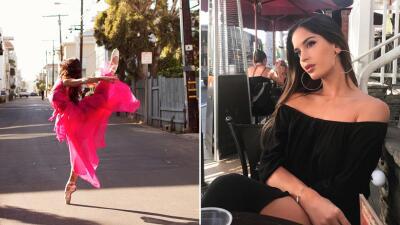 La novia de Maluma en selfies: todo lo que sabemos de la modelo Natalia Barulich