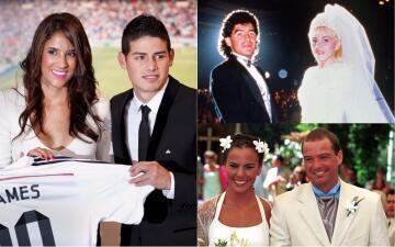 Divorcios en el fútbol: cuando el amor se acaba fuera de la cancha