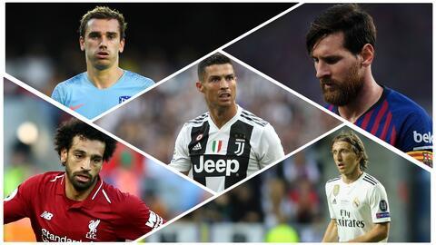Duelo de indirectas en las redes sociales por la nominación al 'The Best' de la FIFA