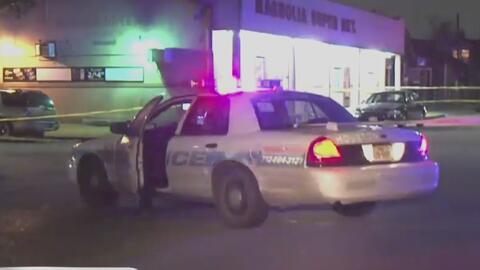 Un hombre resultó herido de bala durante un altercado con dos sospechosos