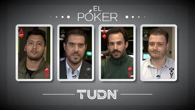 El Póker: ¿Está José Juan Macías para ir a Europa?