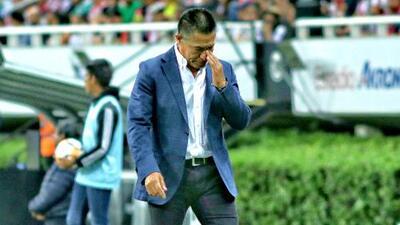 "Nacho Ambriz reconoció: ""Chivas nos ganó bien"""