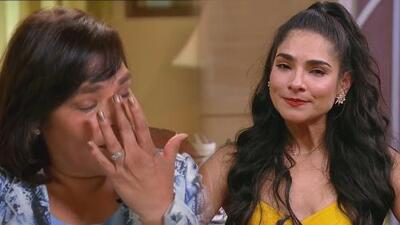 Lo mejor de 2018: Alejandra Espinoza no pudo contener las lágrimas con esta entrevista que le hizo a su mamá