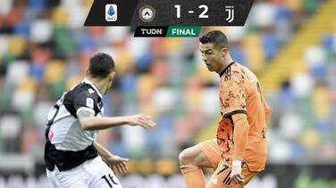 CR7 marca doblete y pone a la Juventus en zona de Champions