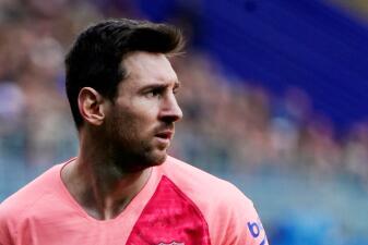 En fotos: Barcelona termina La Liga con empate contra Eibar y ya piensa en la Copa
