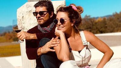 Diego Olivera hizo a un lado su carrera para apoyar a su esposa