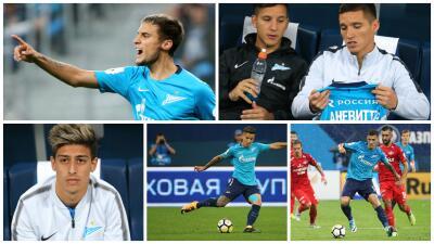 Zenit: la 'selección' argentina que sí pudo llegar a Rusia sin sufrir