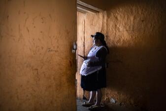 En fotos: Los ecuatorianos que se pierden en su camino hacia Estados Unidos