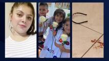 """""""Los niños lo vieron todo y están traumados, pedimos ayuda psicológica"""", familia de hispana apuñalada"""