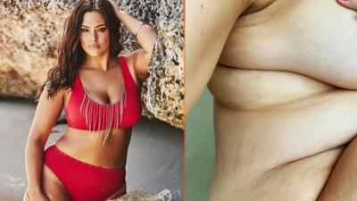 Embarazada, desnuda y sin filtros: analizamos la controversia que provocó la modelo de talla grande Ashley Graham