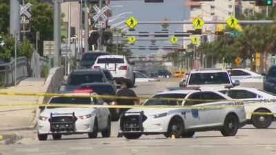 Investigan la muerte de un hombre tras ser confrontado con una pistola eléctrica por la policía de Miami