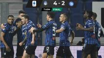 Atalanta derrota al Napoli y está listo para enfrentar al Real Madrid