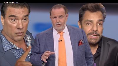 """Raúl de Molina arremete contra Eugenio Derbez por la cachetada de Eduardo Yáñez: """"Nadie hizo nada"""""""