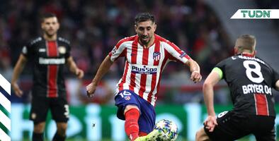 Héctor Herrera apunta para ser de nuevo titular con el Atlético