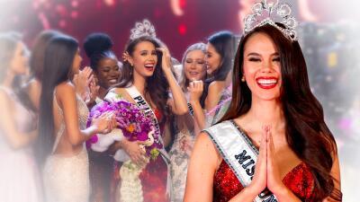 En fotos: Filipinas ganó Miss Universo 2018, con Venezuela y Puerto Rico entre las 5 finalistas