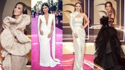 La lista definitiva de los 10 mejores vestidos en la alfombra magenta de Premio Lo Nuestro