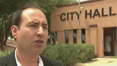 El Cenizo es la primera ciudad en demandar al estado de Texas por la aprobación de la ley SB4