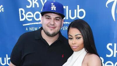 ¿Venderán Rob Kardashian y Blac Chyna las fotos de su bebé?