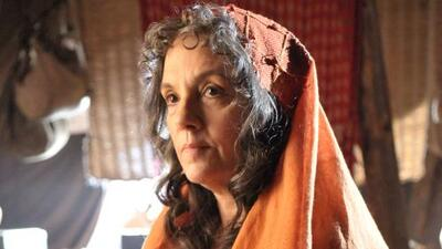 Denise del Vecchio es Lía en 'José de Egipto'