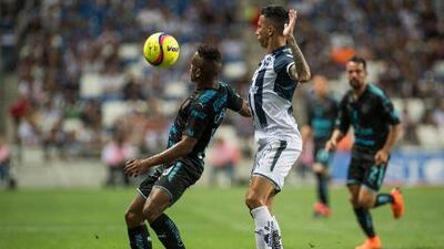 Cómo ver Querétaro vs. Monterrey en vivo, por la Liga MX 19 enero 2019