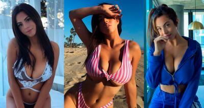Danielley Ayala enamora a sus seguidores con su espectacular figura