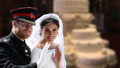 Este es el pedazo de pastel que Harry y Meghan enviarán a sus invitados de boda en agradecimiento