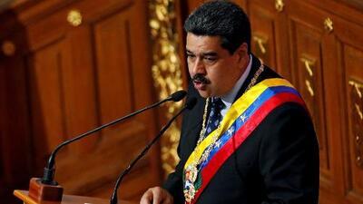 """Nicolás Maduro: """"los votos del pueblo son los únicos que eligen al presidente constitucional de Venezuela"""""""