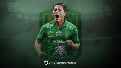 Una baja más para Chivas: Jesús Godínez pasa a León