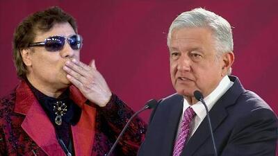 Presidente de México confirma que recibió una carta que habla de la supuesta reaparición de Juan Gabriel