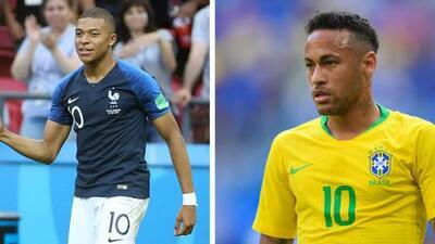 Los Mundiales son dominados por Europa y Sudamérica