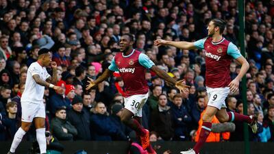 West Ham 2-0 Liverpool: Los Hammers desplazan a los Reds de los puestos europeos