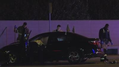 Varias personas resultaron heridas en un vehicular dentro de un callejón en Dallas