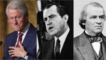 Dos absoluciones y una renuncia: los juicios políticos contra presidentes de Estados Unidos