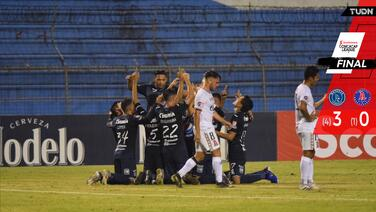 Motagua, finalista de la Concacaf League