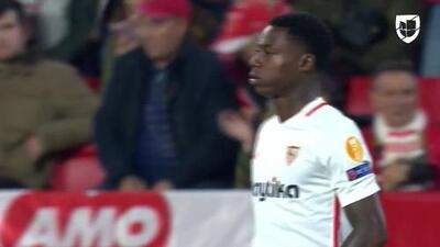 Highlights: Krasnodar at Sevilla on December 13, 2018