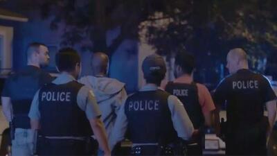 Reportan 35 baleados y siete muertos en lo que va de este fin de semana feriado en Chicago