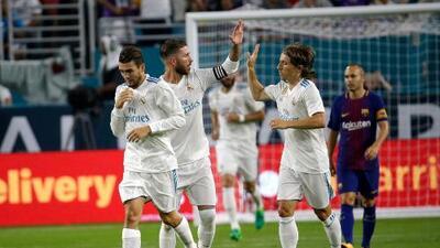 Real Madrid disputará la International Champions Cup en Estados Unidos
