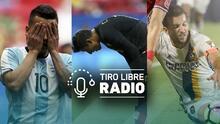 Podcast Tiro Libre | Fracaso de México y Argentina en Juegos Olímpicos, y del LA Galaxy en Open Cup