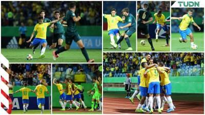 Brasil se encamina al título