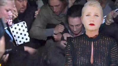 Este es el video del momento en que un fan de Xuxa se desvanece frente a ella y muere