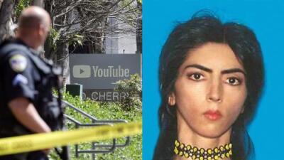 Reconstrucción de los días previos al tiroteo en YouTube: la Policía interrogó a la atacante, pero la dejó ir