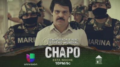 La tercera y última temporada de 'El Chapo' llega a las pantallas y promete un desenlace lleno de emociones